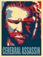 Triple H: Cerebral Assassin by MrAngryDog