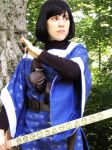 Sabriel Cosplay Preview by LauraDoodles