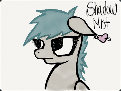 Shadow mist :D by Hotdogswithheart