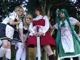 Alice Human Sacrifice: Revisit by Twin-EdgeCosplay