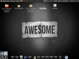 Ubuntu Awesome pre-completion by thedarcklinenes