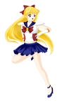 Sailor V commission by xAlxyz
