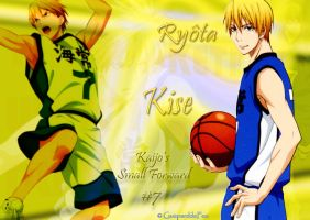 Montage Kise by GueparddeFeu