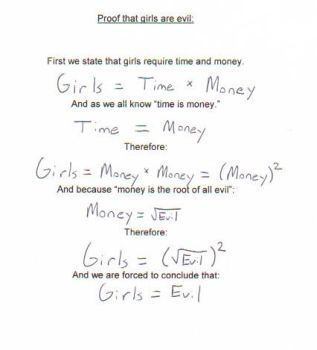 girl are evil heres the math by gundam0cyclops