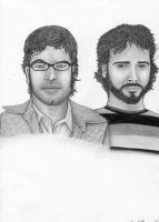 Flight Of The Conchords by VIpJoe