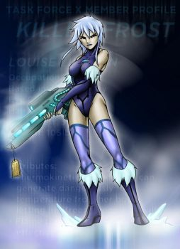 Killer Frost by Huang-Jun