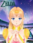 My New Version of Princess Zelda by FlyingPrincess