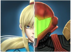 Samus by Ishicle