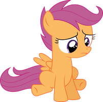 Pouty Scooty by DeadParrot22