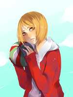 Kenma Haikyuu by MilkyWay-Moe