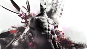 Batman Arkham City - Batman Wallpaper by TheSyanArt