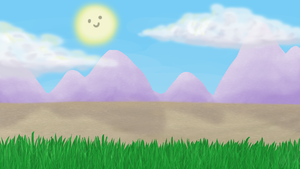 Background for my Animation project by CursedFire