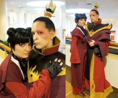 Cosplay - Fire Lord Zuko by daPatches