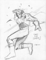 Grifter sketch 3 by wildcats25