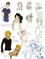 Mortal Instruments Stuff by Lavender-Ink