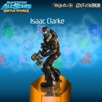 Isaac Clarke Wallpaper by CrossoverGamer