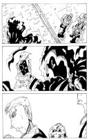 Exorcist page 3 lineart by Lance-Danger