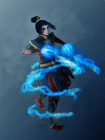 Azula by Spaceylin