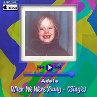 Adele - When We Were Young - (Single) by leeisther