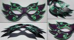 Masquerade Mask by elvaniel