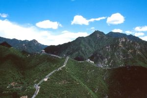 Beijing Great Wall of China by AbsyntheMyndedArt