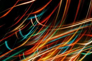 Carnival Light Painting by A2010L