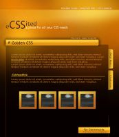 .:Golden CSS by ginkgografix