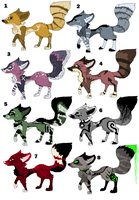 Fox Adopts SOLD by Rainy-Adopts