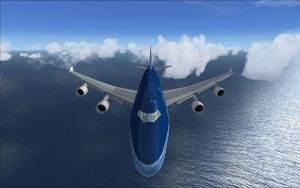 FSX Boeing 747 by julsscorp