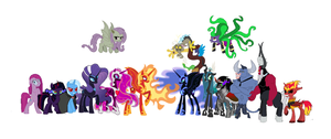 MLP: Pure Evil (Extended Version) by 3D4D