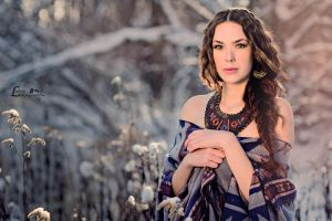 indian winter by LisbethPhotography