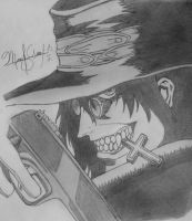 Alucard - Hellsing by 1The-God-Of-Art