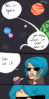 You know whats cool? by Little-Miss-Boxie