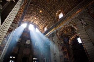 St. Peter's Basilica by eduardj