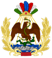 CoA United Socialist Council Republics of Mexico by TiltschMaster