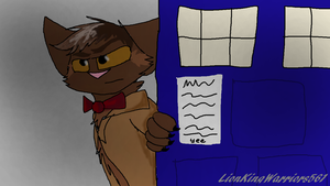 Doctor Who by LionKingWarriors561
