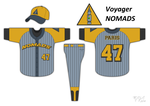 Voyager Baseball Uniform by BJ-O23