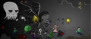 Angry Mobs by Zortov