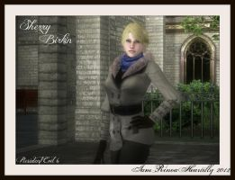 RE6 Sherry Birkin by IamRinoaHeartilly