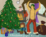 Powerchristmas by Niqesse-Pistache