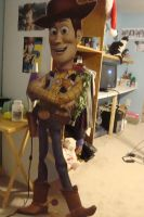 My Life Size Woody by spidyphan2