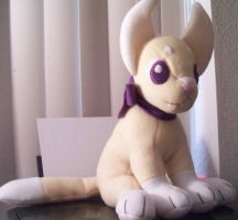 Sandfire Plush by Miiroku