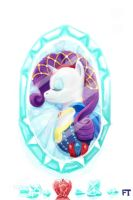 Snow Rarity by FrozenTempest