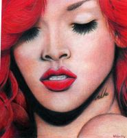 Rihanna by Willl571