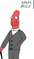 Zoidberg Challenge Day 25 by SickSean
