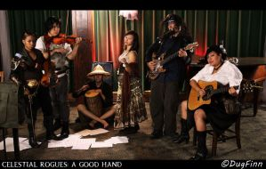 A Good Hand Musical - Steampunk by DugFinn