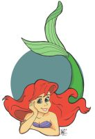 The Little Mermaid by Atellix