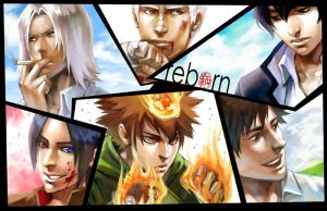 Reborn: Vongola Boys by 2beats