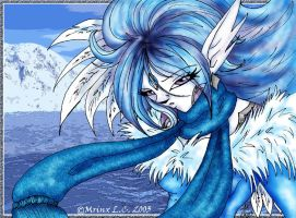 Frost Again by Myotes