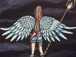 Angel by Trexey